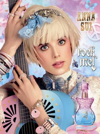 Anna Sui-Rock Me!Summer of Love ad