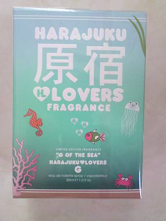 Harajuku Lovers-G of the Sea