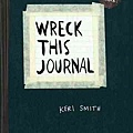 做了這本書 Wreck This Journal (Keri Smith)