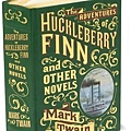 Huckleberry Finn and Other Novels