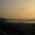 竹圍夕陽隨拍