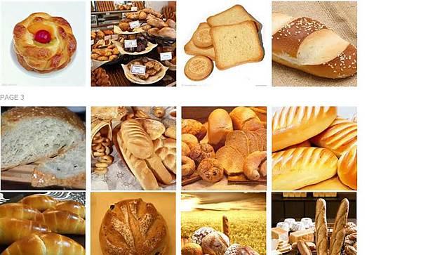 麵包百百種