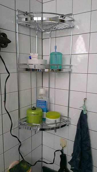 浴室壁架4