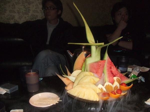 超大水果盤