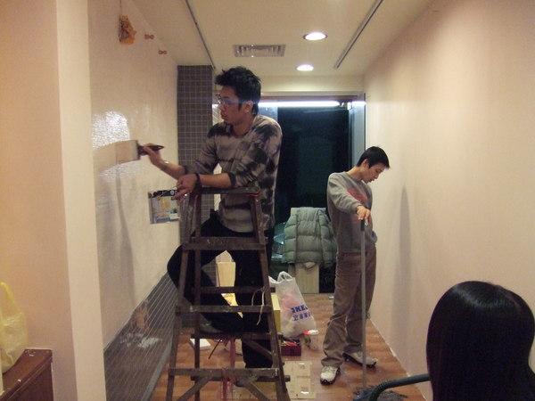 兩大油漆工