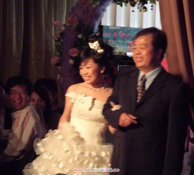 二個寶貝都結婚ㄌ~輕鬆啦!