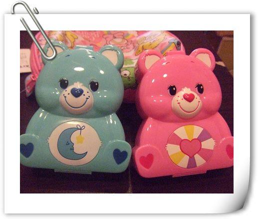 care bears 藥盒