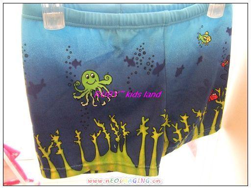 海底世界泳褲