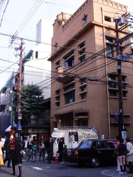 京都文化博物館附近