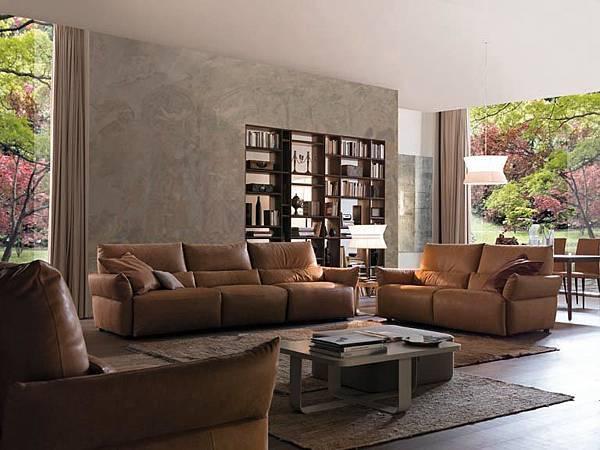 夏圖 chateaudax 義大利沙發 牛皮沙發 高級沙發 推薦 評價