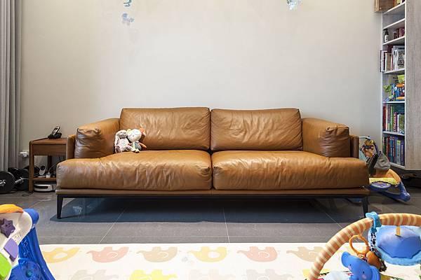 夏圖 義大利沙發 推薦 牛皮沙發 進口沙發