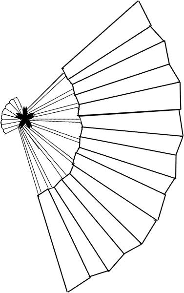 fan lineart