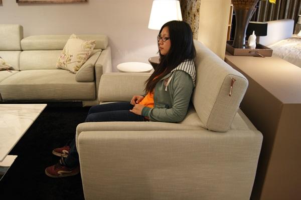 健康可躺式沙發2