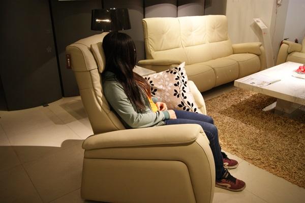 健康可躺式沙發3