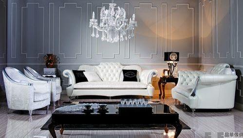 法式古典風裝潢