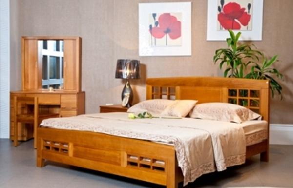 晶華傢俱床組