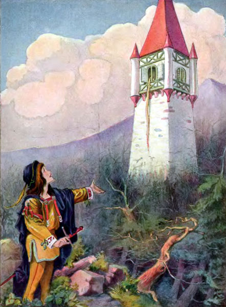 442px-Johnny_Gruelle_illustration_-_Rapunzel_-_Project_Gutenberg_etext_11027.jpg