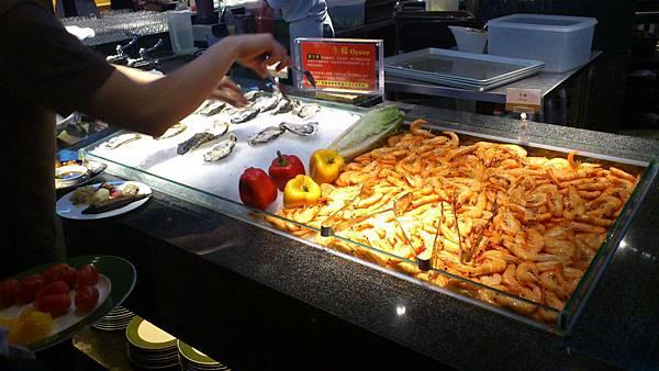 高雄漢來巨蛋海港餐廳自助餐
