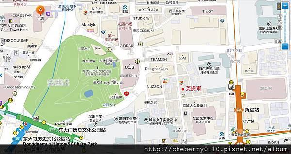 姜虎東東大門