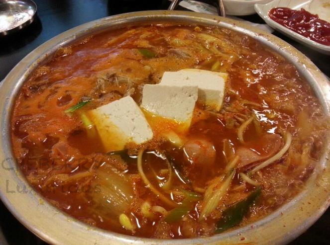 三金泡菜鍋