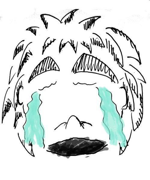 經紀人大哭