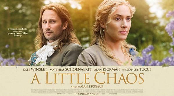【影评】《美人情园》A Little Chaos @ 雀雀看电影:: 痞客邦PIXNET ::