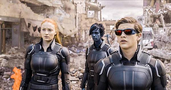 X戰警:天啟01