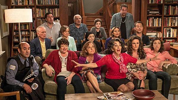 My Big Fat Greek Wedding 2-02