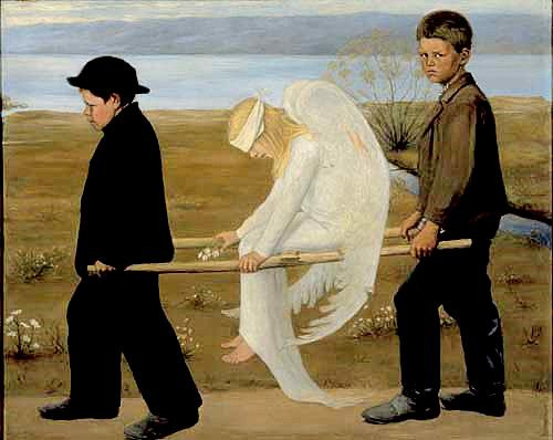 The Wounded Angel 10