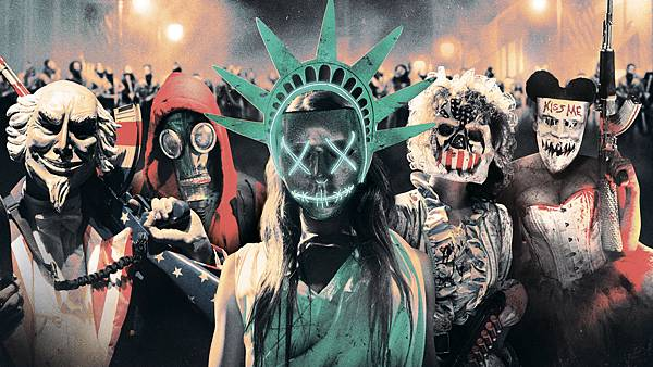 The Purge: Election Year03