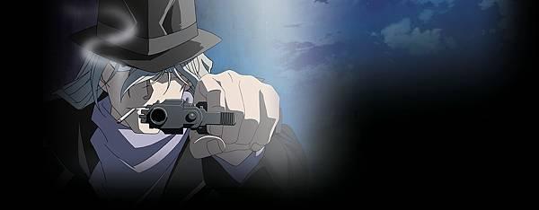 名偵探柯南:純黑的惡夢03