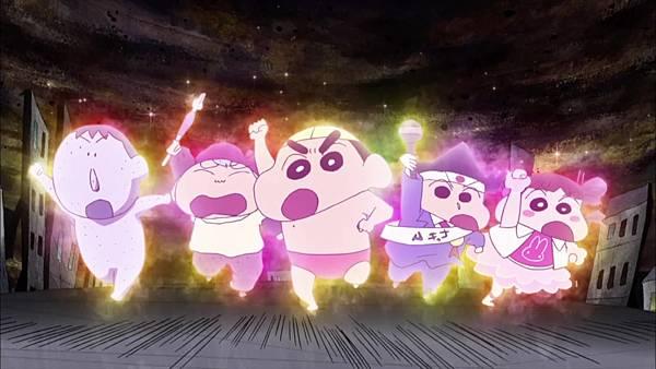 蠟筆小新電影-爆睡 夢世界大作戰!03