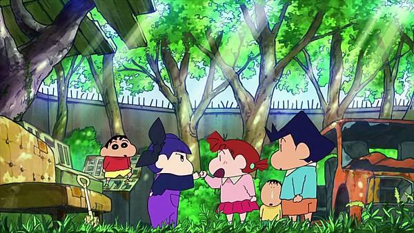 蠟筆小新電影-爆睡 夢世界大作戰!04