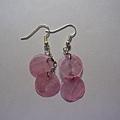 【耳】粉紅貝殼