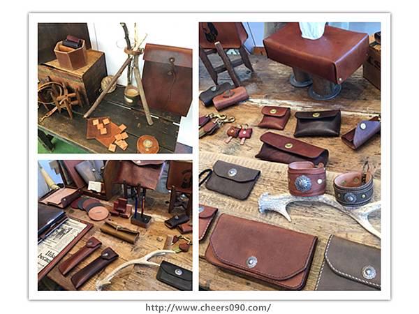 工藝類皮製品