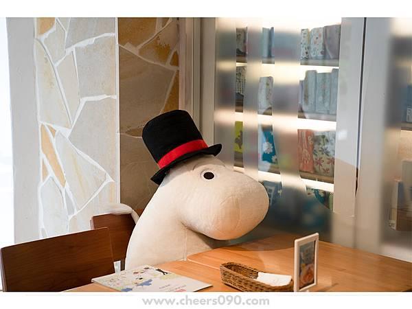Moomin Cafe 嚕嚕米餐廳 聖誕大餐07.jpg
