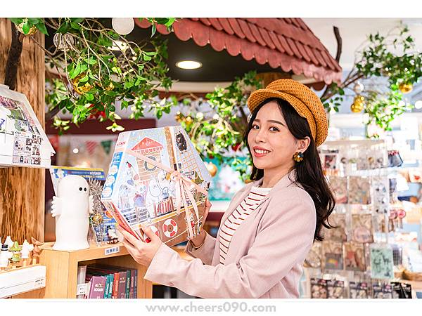 Moomin Cafe 嚕嚕米餐廳 聖誕大餐12.jpg