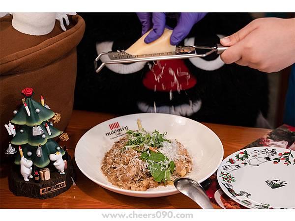 Moomin Cafe 嚕嚕米餐廳 聖誕大餐20.jpg