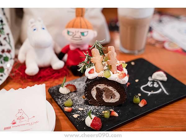 Moomin Cafe 嚕嚕米餐廳 聖誕大餐22.jpg