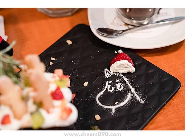 Moomin Cafe 嚕嚕米餐廳 聖誕大餐23.jpg