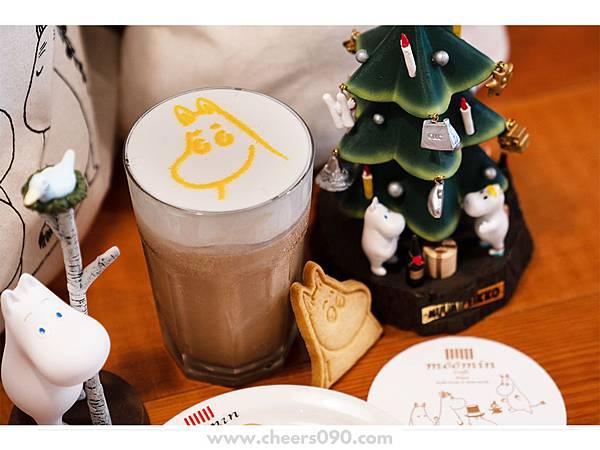 Moomin Cafe 嚕嚕米餐廳 聖誕大餐25.jpg