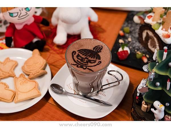 Moomin Cafe 嚕嚕米餐廳 聖誕大餐24.jpg