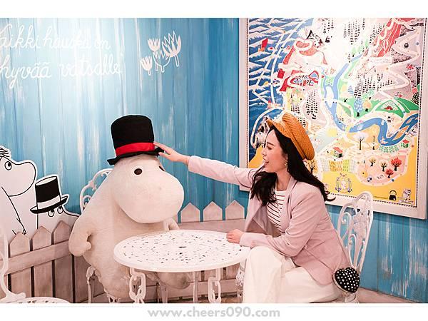 Moomin Cafe 嚕嚕米餐廳 聖誕大餐30.jpg