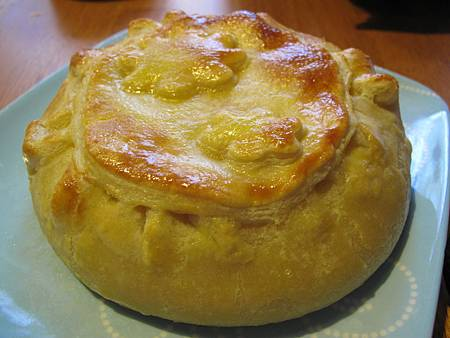 Baked Brie-1