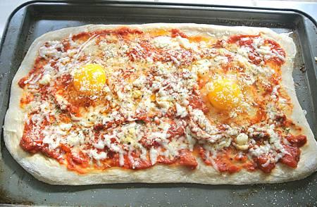 Egg pizza-2