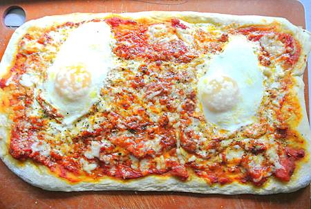 Egg pizza-3