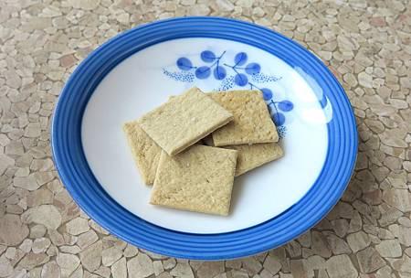 Blue Stilton cracker
