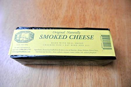 Hickory & Maple Smoked Cheddar-2