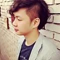 台北東區Rinbow Hair 設計師Cheetah作品----流行時尚髮型,韓風,東區男生剪髮,男生燙捲,冷塑燙,捲髮,燙髮,個性風格