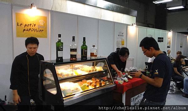 雷斯理 in Whisky Live 2011(02)